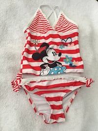 2 Minnie swim suits  Brampton, L6V