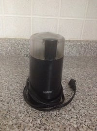 black and clear Salton corded home appliance Toronto, M2H 2X3