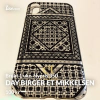 Day Birger deksel iPhone x