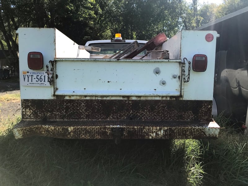 GMC - 1994 Diesel Snow Plow Service Body 5