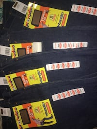 Men's wranglers w tags Las Cruces, 88005