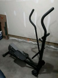 black and gray elliptical trainer Calgary, T3K 0T8