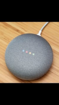 GOOGLE HOME MINI. MINT CONDITION! Edmonton, T6C 2W6