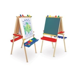Melissa n Doug new deluxe easel cost 99 have 3 new in box