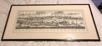 Vintage style Italian artwork - Map of Venice Anchorage, 99507