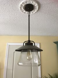 gray and white table lamp Dracut, 01826