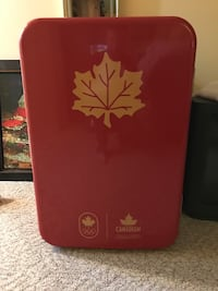 Limited edition molson Canadian team canada olympic fridge Fort Saskatchewan, T8L