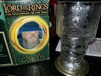 lord of the rings glass goblet it lights up  Anchorage, 99504