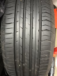 4 tires all season size 205/55/r16 Dots 2017 Like new tires  Brampton, L6R 3M6