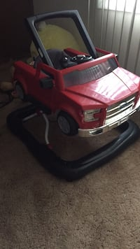 red and black ride on toy car Buffalo, 14225