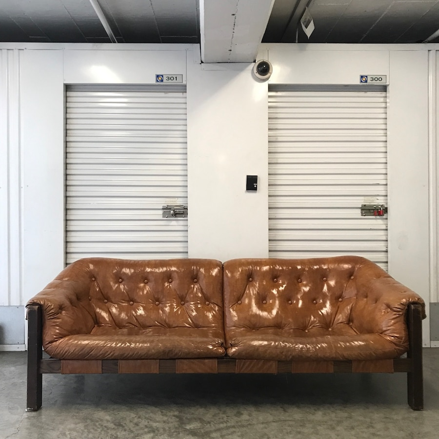 used mid century percival lafer style tufted sofa couch for sale in rh us letgo com