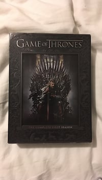 Game of Thrones the complete first season