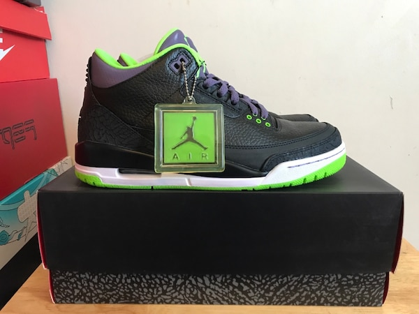 "new products da032 b46e0 Jordan Retro 3 ""Joker"