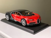 1:18 scale diecast model car by Maisto Ashburn
