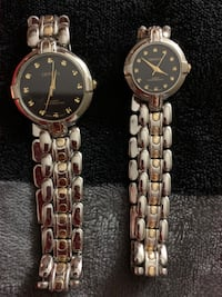 His and hers Geneva Watches