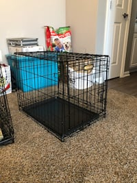 Small Dog Cage. Good use for puppies or small breed dogs. Gwynn Oak, 21207