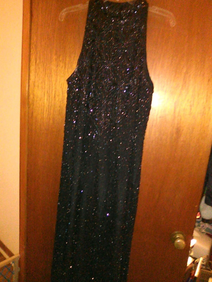 Papell Boutique Evening Dress