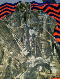 gray and brown real tree camouflage jacket Floral City, 34436