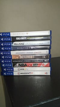 PS4 GAMES Toronto, M1R 1S2