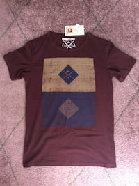 Brand new Quiksilver t-skjorte MEDIUM M