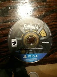 PS4 Fallout 4 disc Jennings, 70546