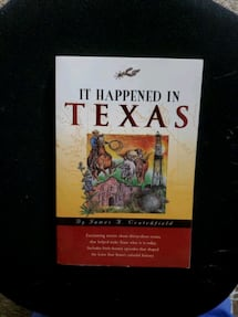 It Happened in Texas by James Crutchfield