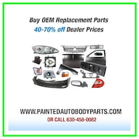 Auto Body Parts Painted Niles