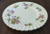 Minton China Luncheon Plate in Vermont pattern (#365)