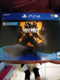 Selling New Sealed PS4 1 TB with Call of Duty .... Vaughan
