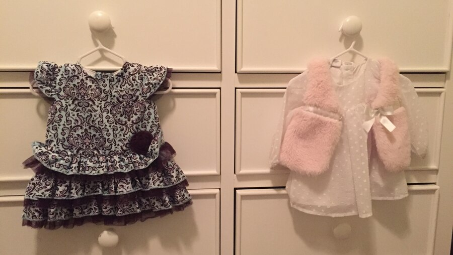 Baby girl clothes 6 month