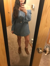 Adorable Free People Tunic - New with Tags