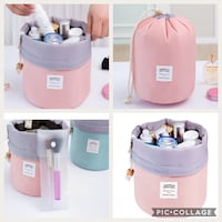 Large capacity cosmetic case brand new in packaging