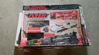 Lionel NY Central Set..assorted parts and track Beacon, 12508