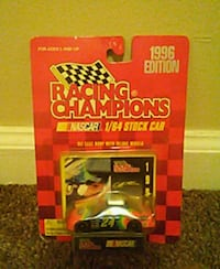 multicolored NASCAR die-cast pack Huntington, 25704