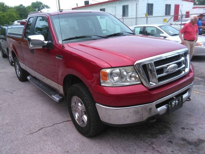 2008 FORD F-150 XLT *FR $499 DOWN GUARANTEED FINANCE 1