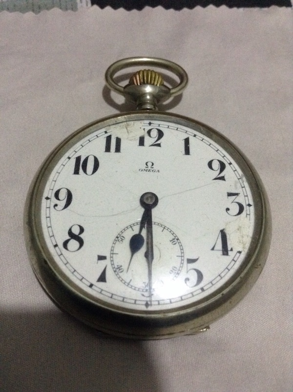 Used Rare antique OMEGA pocket watch . Works perfectly. Super accurate for  sale in Toronto - letgo b51129aa1f