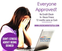 PAY TO OWN NO CREDIT CHECK LASVEGAS