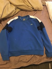 Lacoste sweater mens size medium Baltimore, 21216
