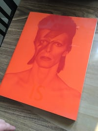 DAVID BOWIE IS... Exhibition Book Toronto, M6K 1J9