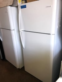 Frigidaire 30in top and bottom refrigerator brand new 6 months warrant Catonsville