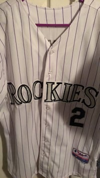 Rockies Jersey —> Troy Tulowitzki Fort Collins, 80521