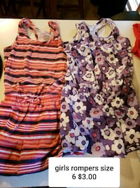 women's two assorted dresses Bunker Hill, 25413