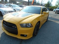 2012 Dodge Charger Yellow Surrey, V3T 2T3