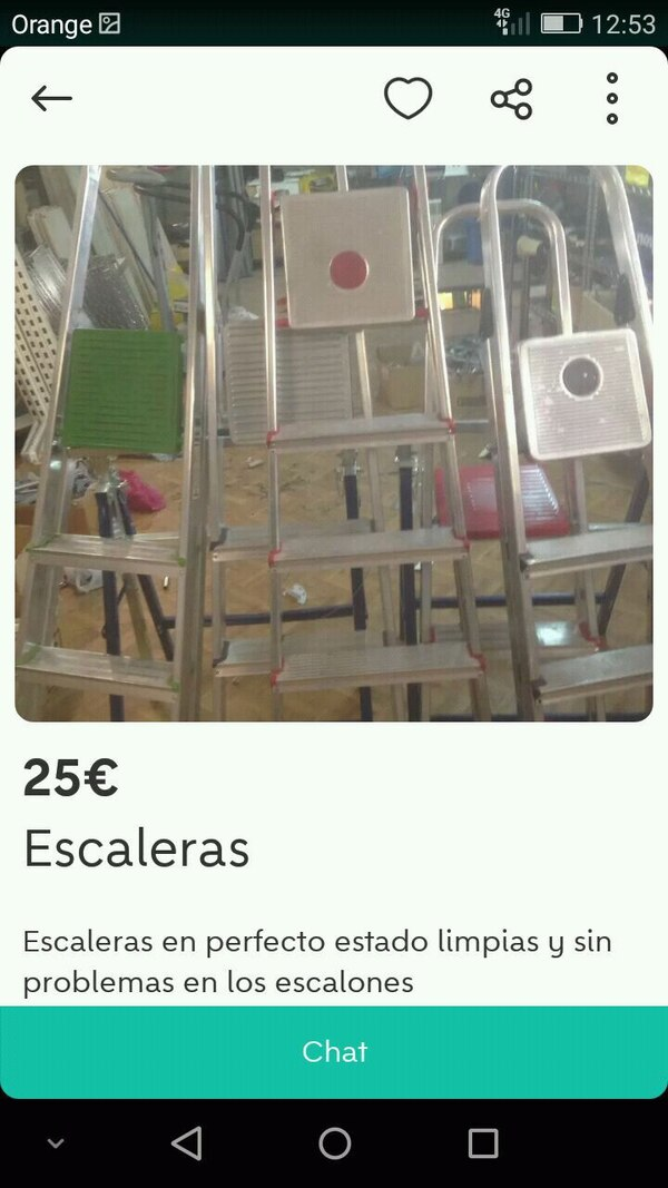 Pack de Escaleras