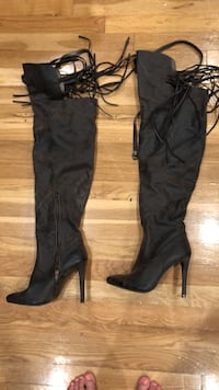 real leather boots Holbrook, 11741