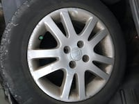 4 TIRES. Moving and need gone asap Port Moody, V3H 3V7
