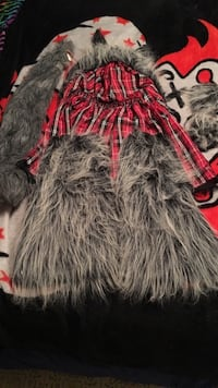 XL female wolf outfit  High Point, 27260