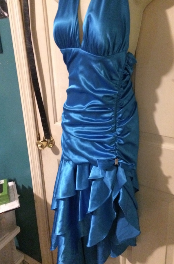 Brand new never worn prom dress