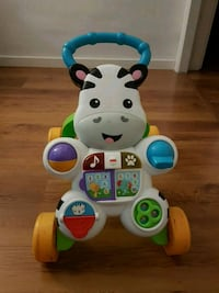Fisher-Price aprende conmigo andador Zebra Walker Barcelona, 08013