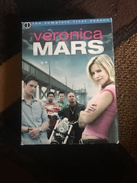 Veronica Mars season one DVD set smoke free home pick up at Hope